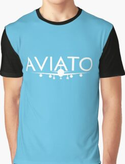 Aviato Startups - SIlicon Vallley Graphic T-Shirt