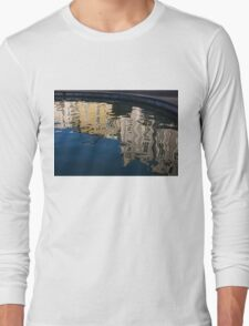 Reflected Architecture - Plovdiv, Bulgaria Long Sleeve T-Shirt