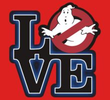 Love Park Ghostbusters Kids Tee