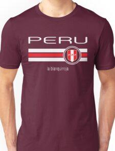 Copa America 2016 - Peru (Home Red) Unisex T-Shirt