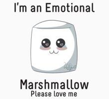 Emotional Marshmallow Kids Tee