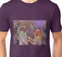 HOLI, Indian Festival of Colour, in San Diego County 2016  Unisex T-Shirt