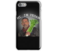 I'M VEGAN iPhone Case/Skin