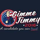 Better Elect Jimmy (Version 2) by RyanAstle