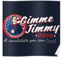 Better Elect Jimmy (Version 2) Poster