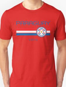Copa America 2016 - Paraguay (Home Red) Unisex T-Shirt