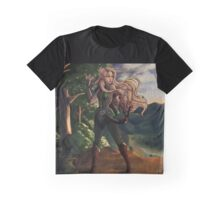 Elf Girl Graphic T-Shirt