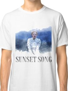 sunset song Classic T-Shirt