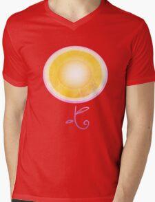 So Bright Mens V-Neck T-Shirt