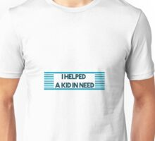 Helping Unisex T-Shirt