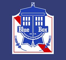 Policebox Blue Box Beer Unisex T-Shirt