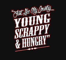 just like my country Unisex T-Shirt