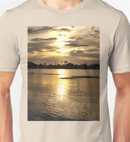 Shining waters Unisex T-Shirt