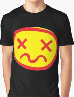 crazy unhappy Graphic T-Shirt