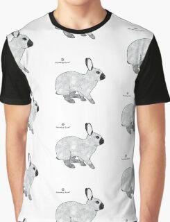 Rabbit Champagne D'Argent Graphic T-Shirt