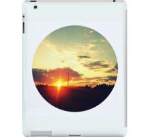 October Sunset iPad Case/Skin