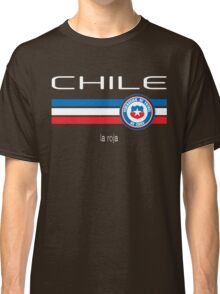Copa America 2016 - Chile (Home Red) Classic T-Shirt