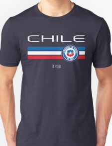 Copa America 2016 - Chile (Home Red) T-Shirt