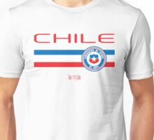 Copa America 2016 - Chile (Away White) Unisex T-Shirt
