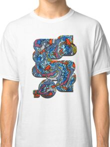 s for serif (fire & ice) Classic T-Shirt