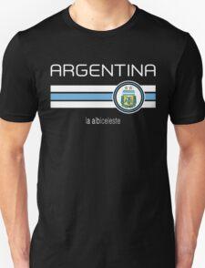 Copa America 2016 - Argentina (Away Blue) Unisex T-Shirt