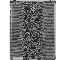 Division Waves Parody iPad Case/Skin