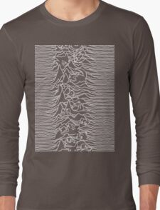 Division Waves Parody Long Sleeve T-Shirt