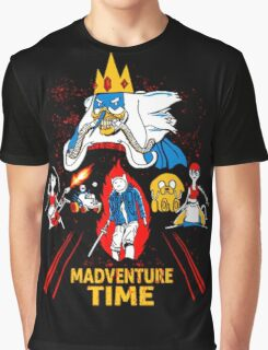 Adventure time parody  Graphic T-Shirt