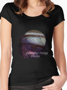 Jupiter Women's Fitted Scoop T-Shirt