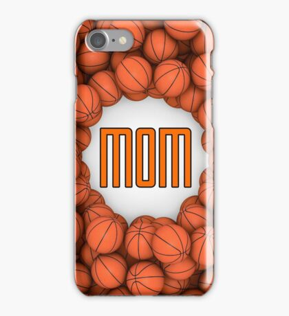 Basketball Mom iPhone Case/Skin