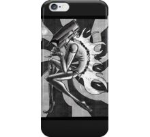 Fire and Force iPhone Case/Skin