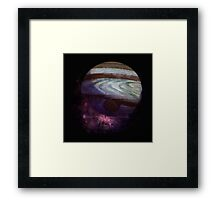 Jupiter2 Framed Print