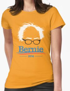 Bernie - High Quality Resolution Womens Fitted T-Shirt