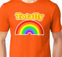 Totally Rainbow Logo Unisex T-Shirt