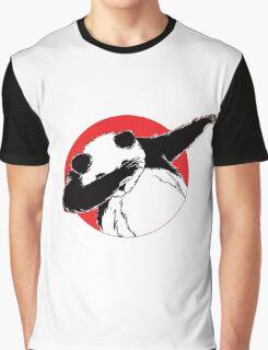 Panda Dab Dance Style Graphic T-Shirt