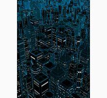 Night light city Unisex T-Shirt