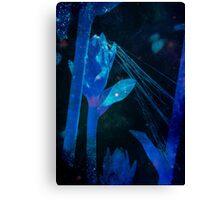 Cosmic Web Canvas Print