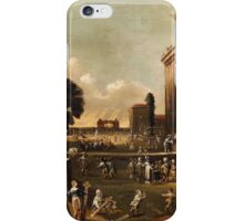 Jan Micker, The Narrow Path of Virtue and Broad Road of Vice,  iPhone Case/Skin