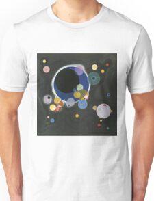 Kandinsky - Several Circles (Einige Kreise) Unisex T-Shirt