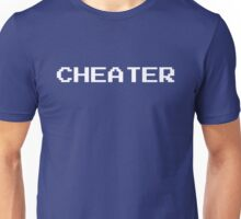 CHEATER Unisex T-Shirt