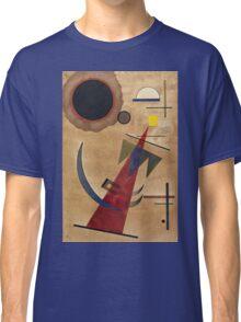 Kandinsky - Rot In Spitzform 1925  Classic T-Shirt