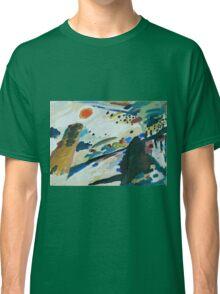 Kandinsky - Romantic Landscape   Classic T-Shirt