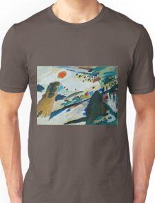 Kandinsky - Romantic Landscape   Unisex T-Shirt