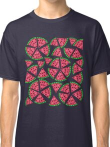 Watermelon Slice Party Classic T-Shirt