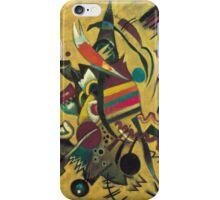 Kandinsky - Points  iPhone Case/Skin