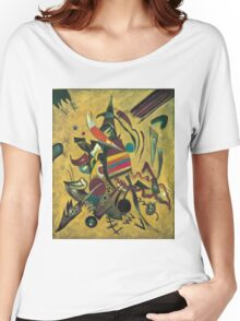Kandinsky - Points  Women's Relaxed Fit T-Shirt