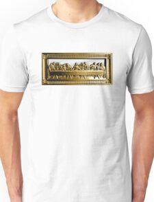 estr0paj0 Last Supper Unisex T-Shirt