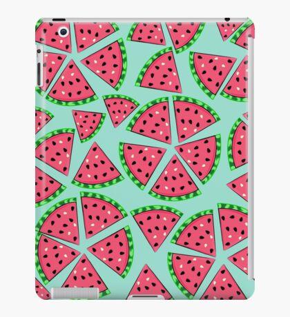 Watermelon Slice Party iPad Case/Skin