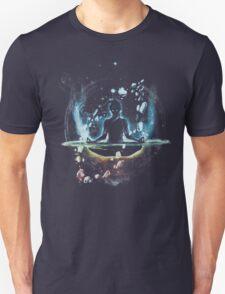 the last space bender Unisex T-Shirt