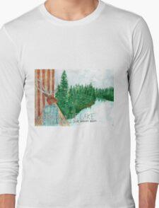 Calgary Long Sleeve T-Shirt